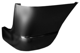 Front Fender lower rear section  1947-55  Right