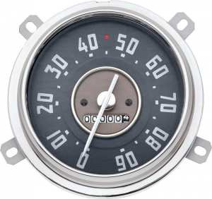 Snelheid Meter Assembly  --Chevrolet --