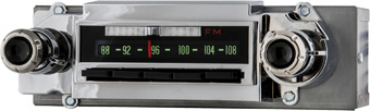 1964-66 Chevrolet and GMC Truck AM/FM Bluetooth®  'Dream Line' Radio