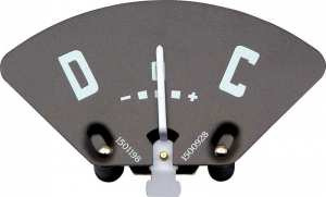 Ampere / Battery Meter. 1951-53.