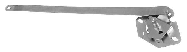 Deur Bediening Mechanisme.   Linkser zijde   1955-59