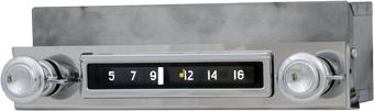 1955-59 GMC and Suburban Truck AM/FM Bluetooth® Radio