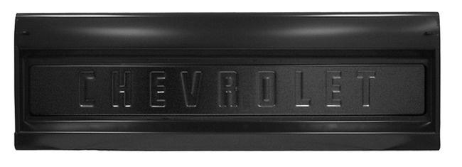 Achter Klep  1958-66.  -- Chevrolet --  Fleetside  ***