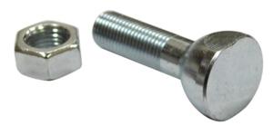Tailgate latch pivot bolt 1958-66  Fleetside   Zink
