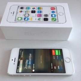 iPhone 5s 16GB Wit. Incl 3 maanden garantie