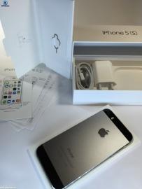 iPhone 5s 16GB Zwart incl. 6 maanden garantie