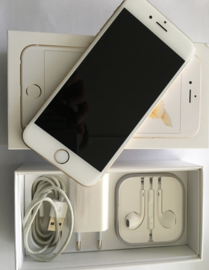 iPhone 6 Plus 16GB wit/goud incl. 6 maanden garantie