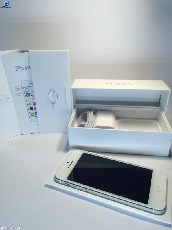 iPhone 5 16GB Wit incl. 6 maanden garantie