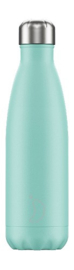 Chilly bottle Pastel groen - 500ml