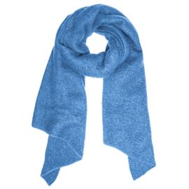 Sjaal Comfy winter blauw