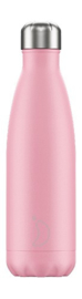 Chilly bottle Pastel roze - 500ml