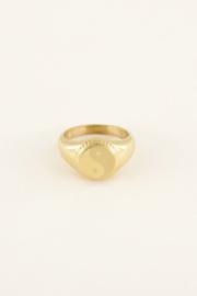 My Jewellery Zegelring yin & yang