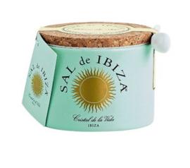 Sal de Ibiza - Fleur de Sel 150gr (keramische pot)