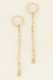 My Jewellery Oorringen dream letters