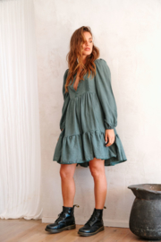 Jaase -Korte jurk Jamais Aaliyah