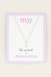 My Jewellery Ketting bliksem