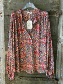 Blouse Colourful