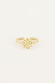 My Jewellery Ring daisy