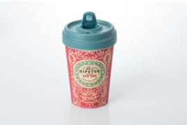 Bamboo cup Original Hipster