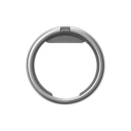 Orbitkey Ring (Silver) - Charcoal