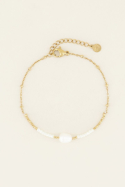 My Jewellery Armbandje kralen & parel