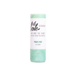 Natuurlijke deodorant stick – Mighty Mint