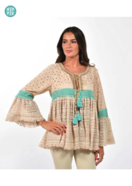 Gypsy Queen tuniek summervibe