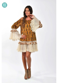 Gypsy Queen jurk African vibe