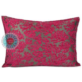 Kussen Hard roze coral branches (koraal takken) 50x70