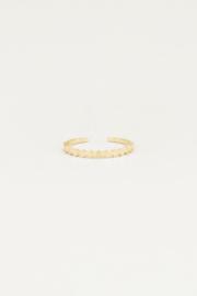 My Jewellery Ring kleine rondjes