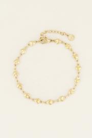My Jewellery Armbandje hartjes
