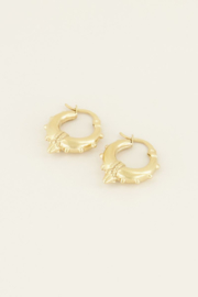 My Jewellery Chunky oorringen