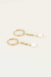 My Jewellery Parel oorbellen met hanger