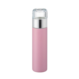 Tea slim thermos - Rose-beige