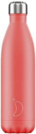 Chilly bottle Pastel koraal - 750ml