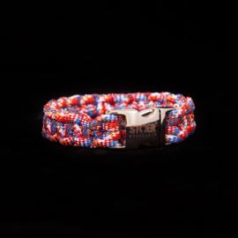 STOER Paracord armband Nederlands TROTS