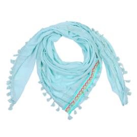 Sjaal Neon aztec - groen