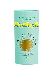 Sal de Ibiza - Granito 100% Zuiver Zeezout met groene peper en citroen