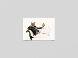 Postkaart Friede - Ferdy Remijn
