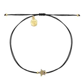 Mint 15 - Hematite Star Bracelet