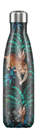Chilly bottle Leopard  - 500ml