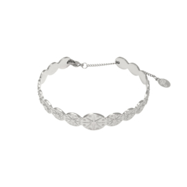 Armband Victoriaans - stainless steel