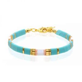 Mint 15 - Tila Bracelet – Turquoise