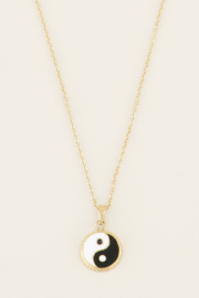 My Jewellery Ketting yin yang
