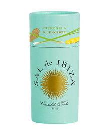 Sal de Ibiza - Granito 100% Zuiver Zeezout met Citroengras & Gember