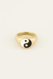 My Jewellery Zegelring yin yang