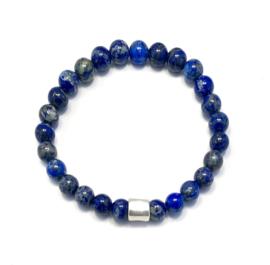 Kralenarmband Lapis Lazuli
