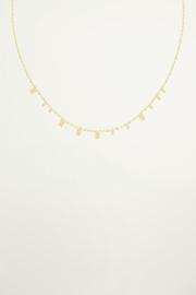 My Jewellery Ketting kleine rechthoekjes