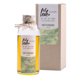 Navulfles diffuser - Light Lemongrass - 200ml