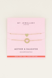My Jewellery Mother & Daughter Bracelet
